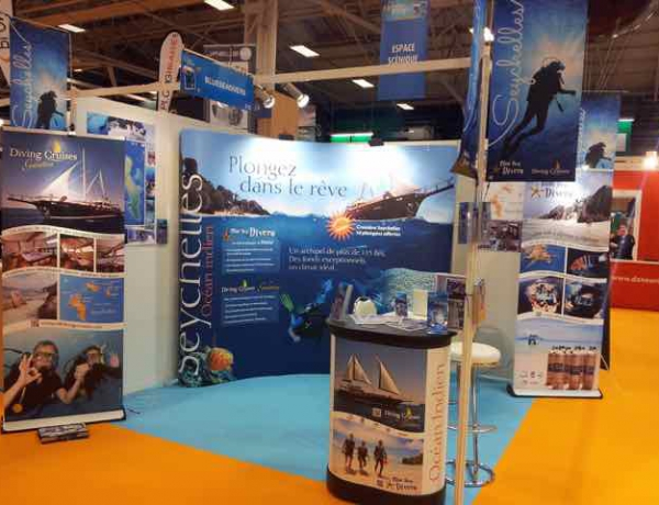 PARIS DIVE SHOW 2016