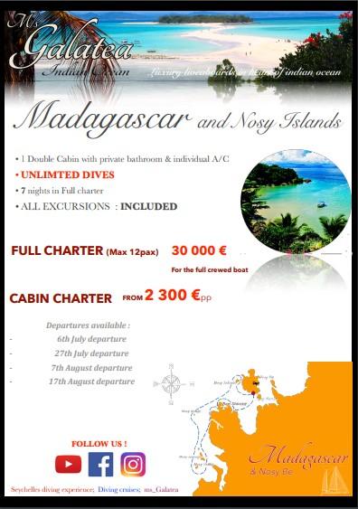 Madagascar And Nosy Island